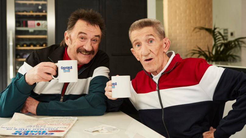 Chuckle Brothers Are Back On TV This Month