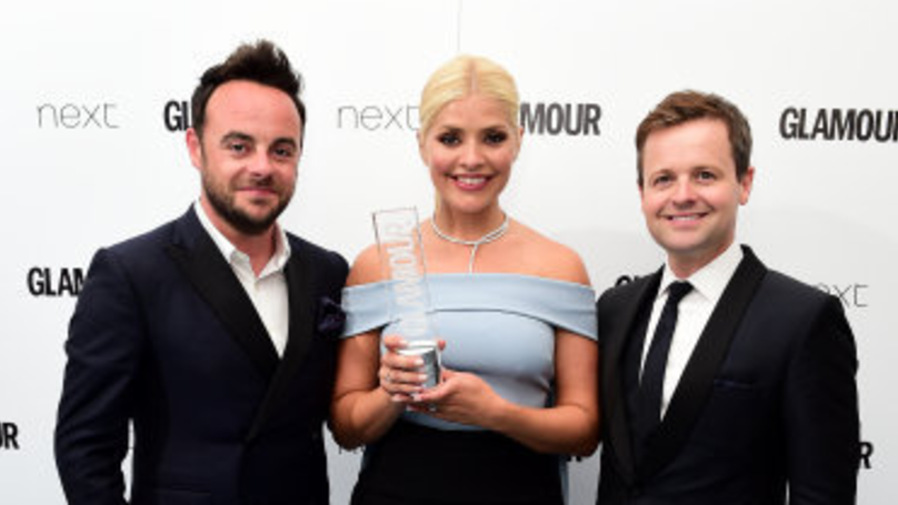 Ant Is Reportedly Helping Write Dec and Holly's Jokes