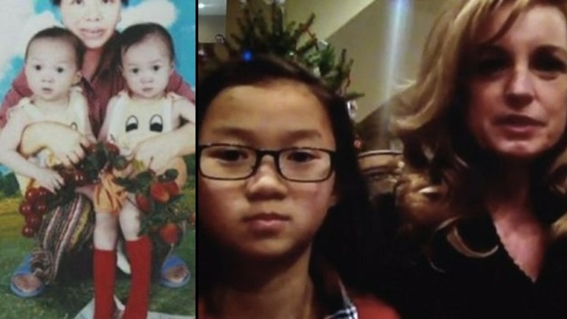 Mum Discovers Her Daughter Has A Secret Twin While Getting Her A Christmas Present