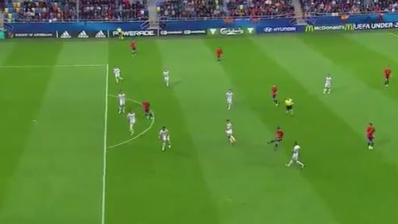 WATCH: Marco Asensio Gently Caresses A 30-Yard Pearler Into The Top Corner | SPORTbible