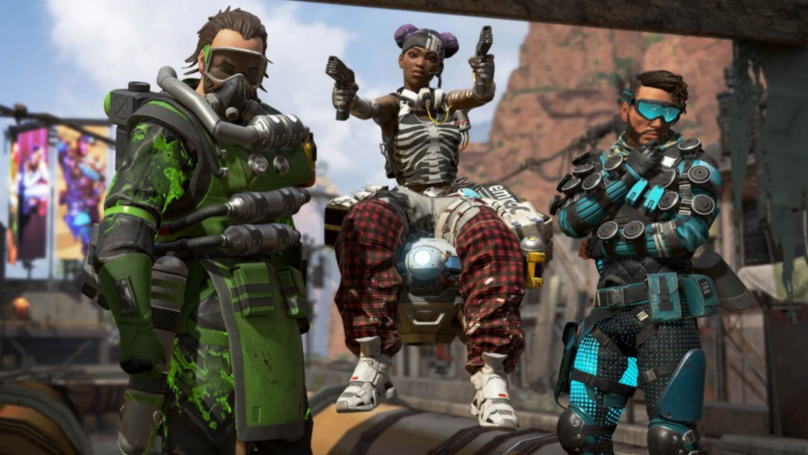 ​'Apex Legends' Is Due Another New Character This Season