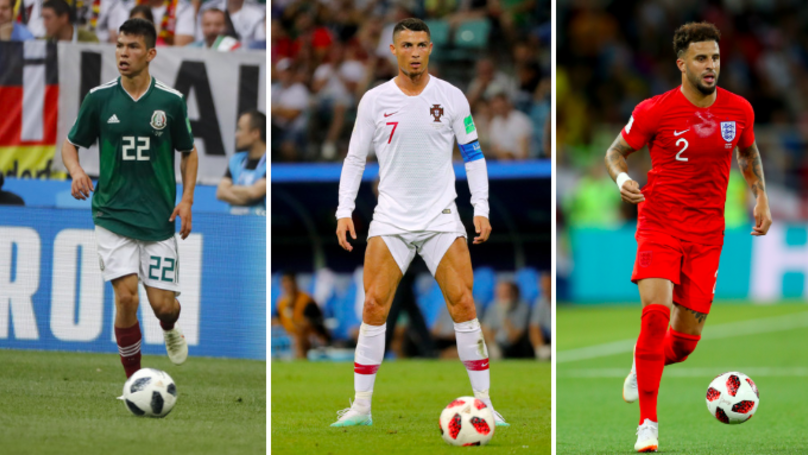 The Top 20 Fastest Players Of The World Cup Have Been Revealed