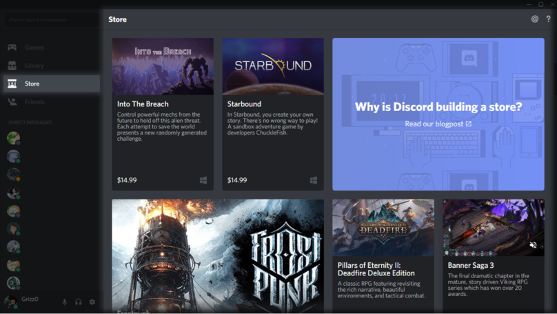 Discord Store Is In Beta – Including Free Games for Nitro Subs