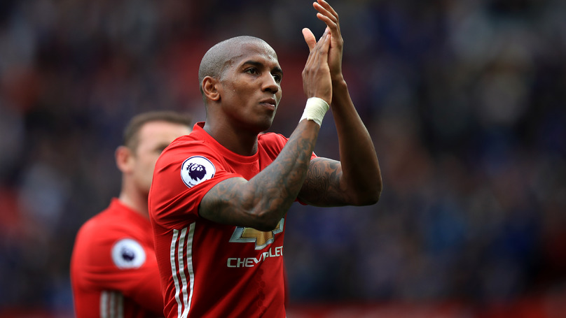 WATCH: Ashley Young Proved That He Has Still Got IT