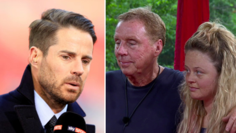 Harry Redknapp Now Claims Son Jamie Couldn't Pull Emily Atack