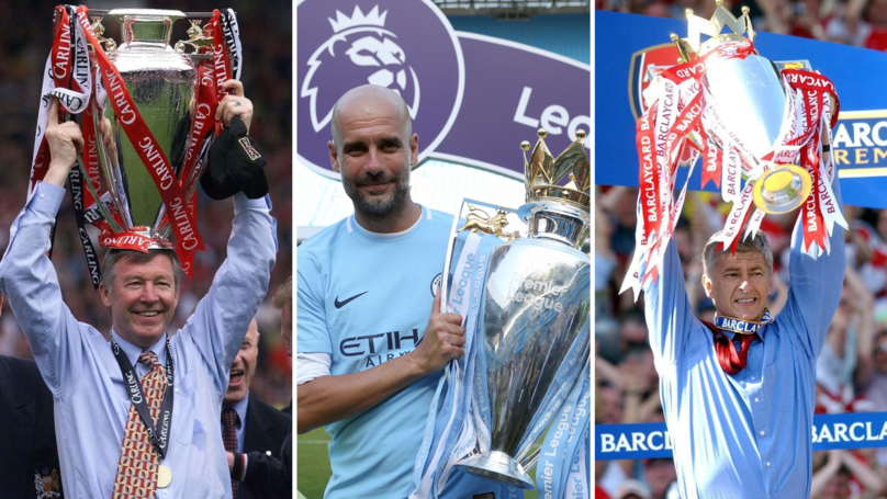 Manchester City's Current Squad Is The Best 'Ever Seen In English Football'