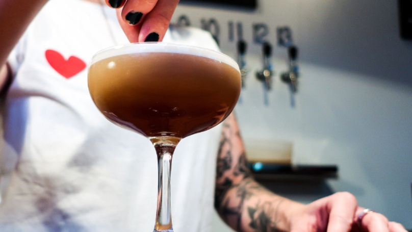 This London Bar Has Espresso Martinis On Tap