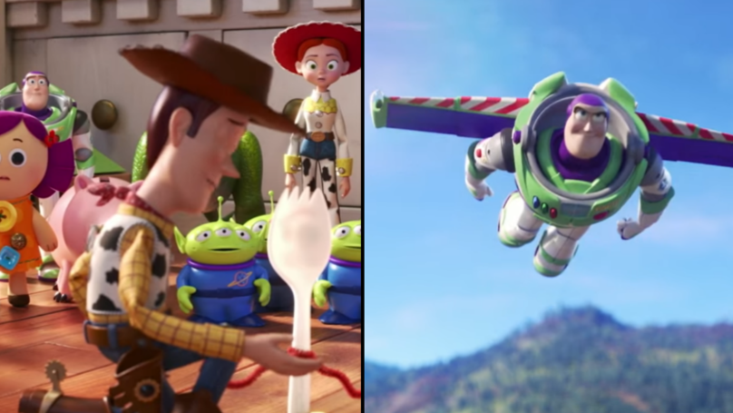 The Trailer For Toy Story 4 Has Just Been Released