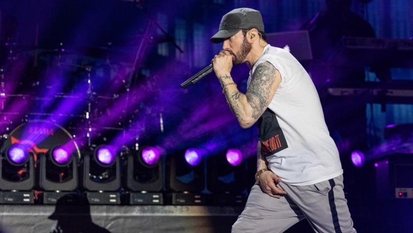 Rap Bad Boy Or Hip-Hop Hero? - Eminem's Secret Charity Work