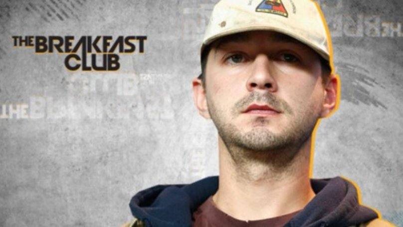 Shia LaBeouf Has Dropped His Second Freestyle And Everything Is On Fire