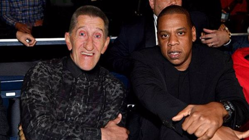 People Are Losing It Over A Photoshopped Image Of Barry Chuckle With Jay Z