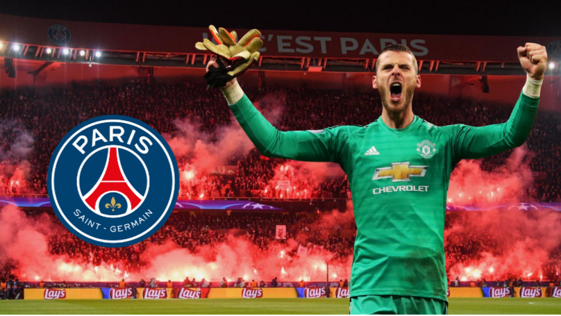 Paris Saint-Germain Willing To Offer David De Gea A Mega £450,000-A-Week Contract