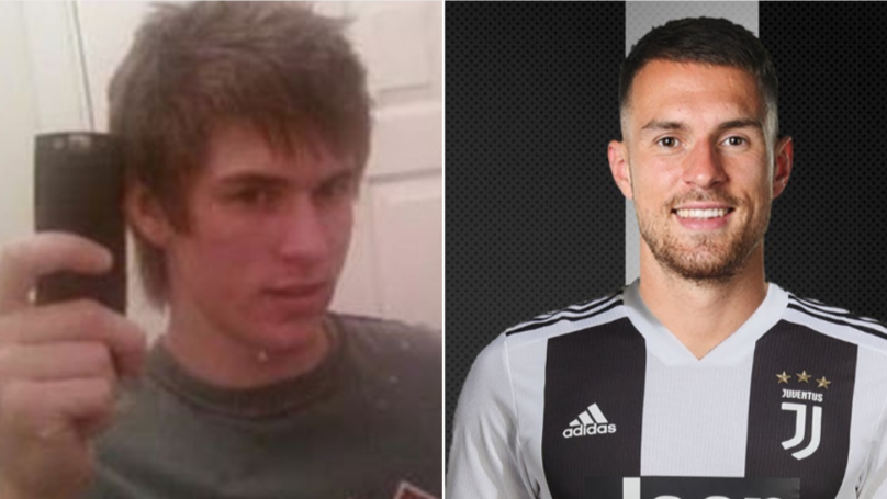 Aaron Ramsey's Journey From 'That' Bebo Page To £400k-A-Week At Juventus Is Beautiful
