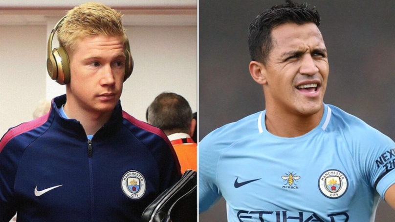 Kevin De Bruyne Basically Just Confirmed The Arrival Of Alexis Sanchez To Manchester City