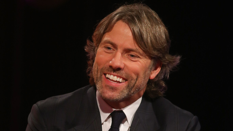 John Bishop Got A Standing Ovation After Receiving LGBT Ally Award