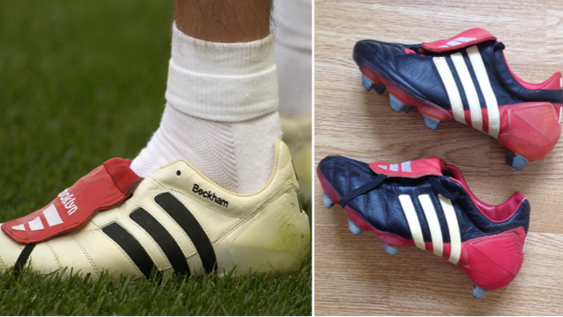 Adidas Predators Voted The Best Football Boots Of All Time