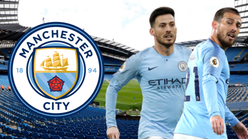 David Silva Could Leave Manchester City As Pep Eyes Up £40 Million-Rated Midfielder