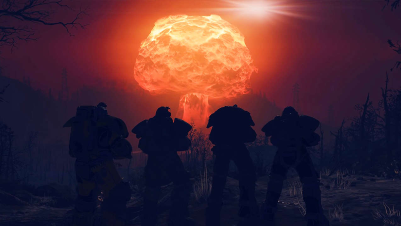 Bethesda Announces That Nukes Are Now Working Again In 'Fallout 76'