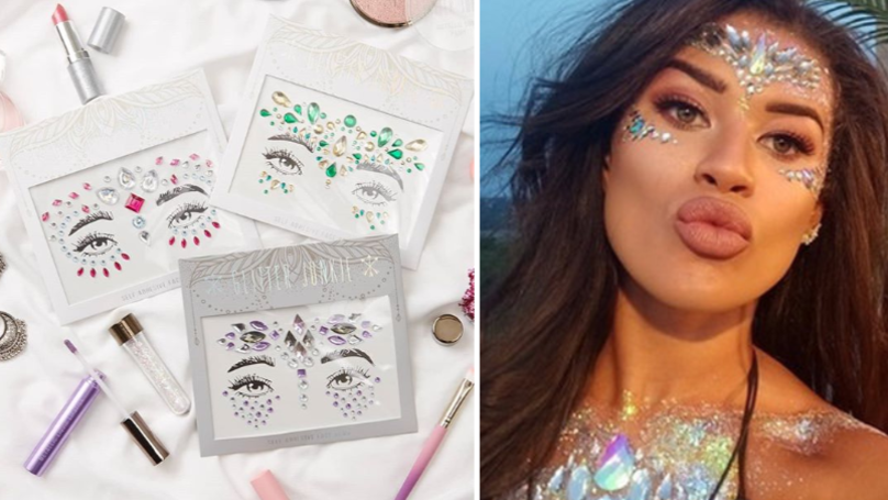 These Face Jewels From Primark Are The Perfect Festival Glam