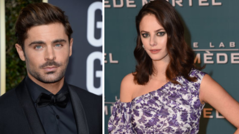 Zac Efron Gives First Look At Kaya Scodelario In Extremely Wicked, Shockingly Evil And Vile