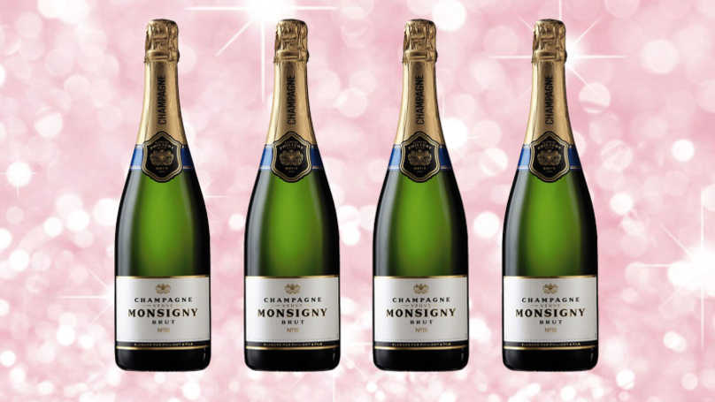 Aldi's £11 Champagne Voted One Of The Best In The World