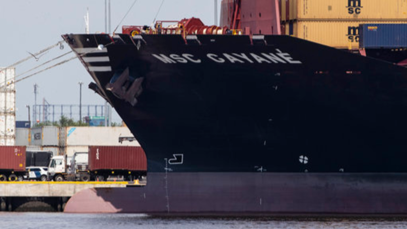 Cargo Ship Seized In Philadelphia With Nearly 20 Tons Of Cocaine Worth Over $1 Billion