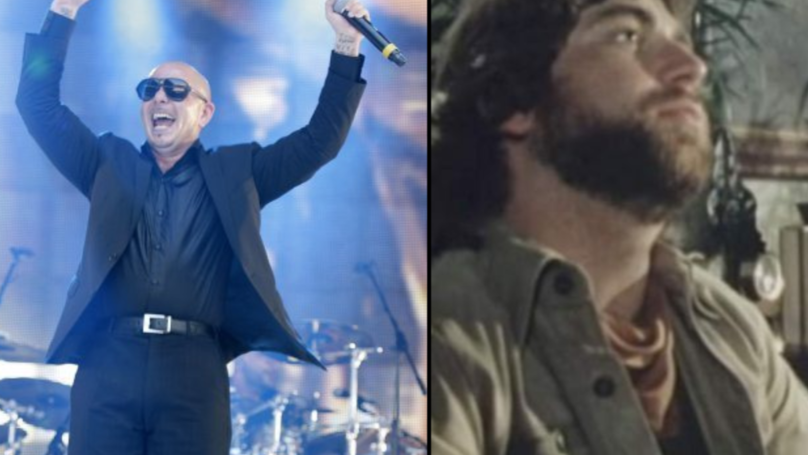 Pitbull Has Recorded A Cover Of 'Africa' By Toto And It's Just As Bad As You'd Expect
