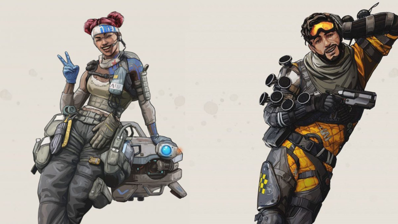 ​PS Plus Members Are Getting Free 'Apex Legends' Goodies