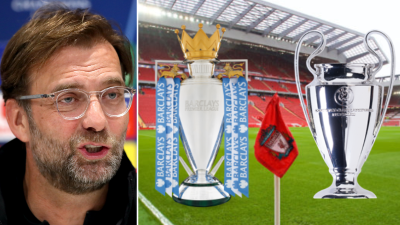 Jurgen Klopp Asked Whether His Focus Is On The Premier League Or Champions League