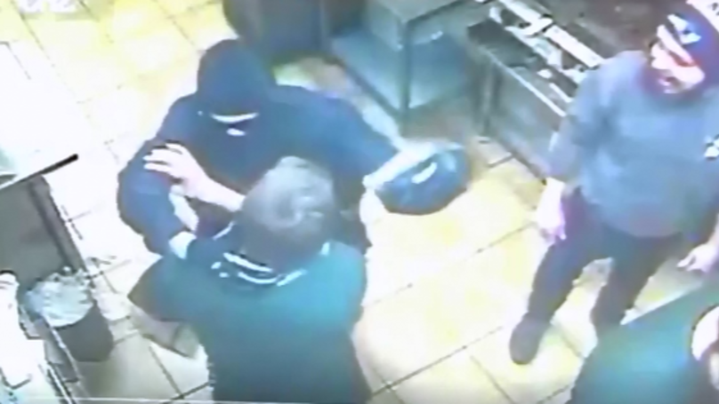 Pizza Shop Employees Stop Armed Robber – Who Turns Out To Be Their Old Boss