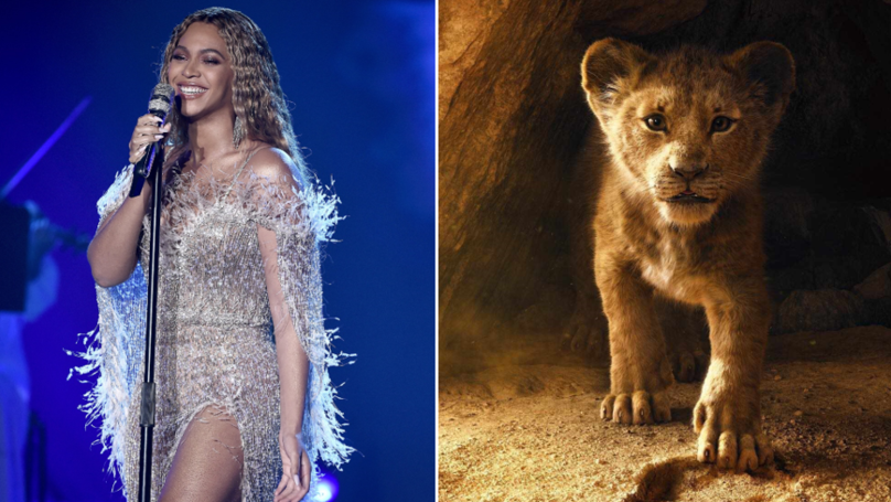Beyoncé Will Sing 'Can You Feel The Love Tonight?' On 'The Lion King' Soundtrack