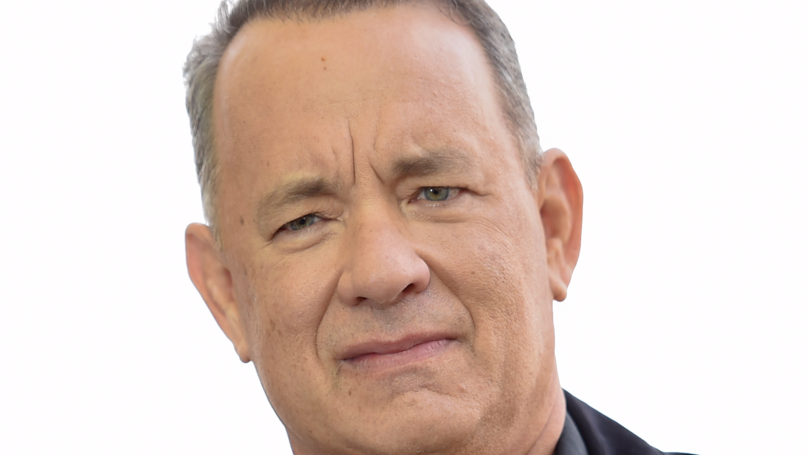 People Are Freaking Out Over Tom Hanks' Twitter Picture