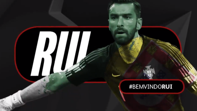 Wolves Sign Portugal's Number One Rui Patricio