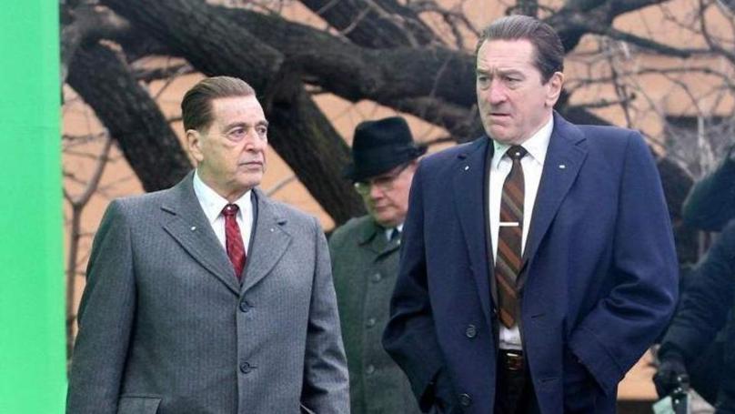 Martin Scorsese's The Irishman Looks Like Being Netflix's Biggest Film Ever