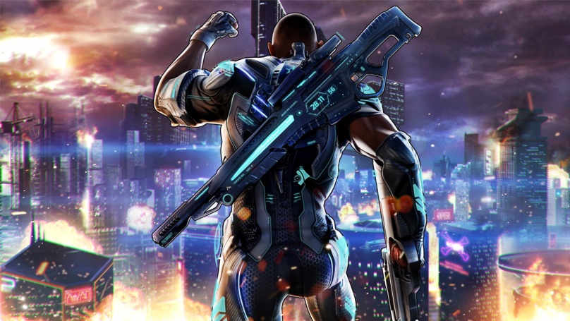 'Crackdown 3' Given New Release Date, Again
