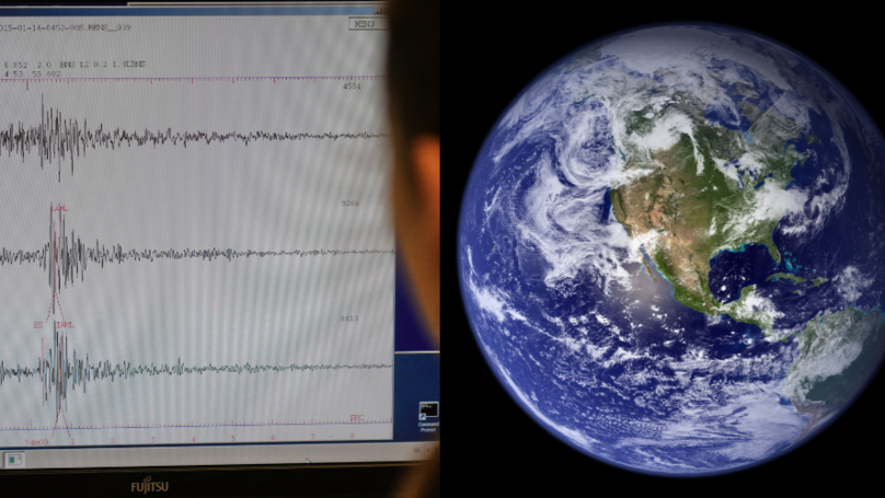 Scientists Baffled By Inexplicable Seismic Waves Recorded In The Indian Ocean