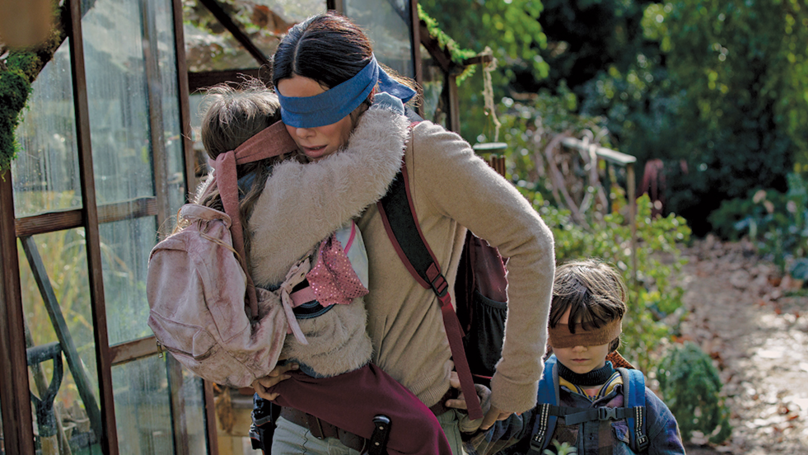 Netflix's New Horror-Thriller 'Bird Box' Is Leaving People Terrified