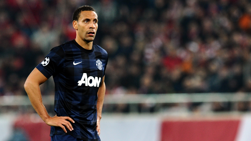Rio Ferdinand Reveals The Two Forwards He Hated Playing Against
