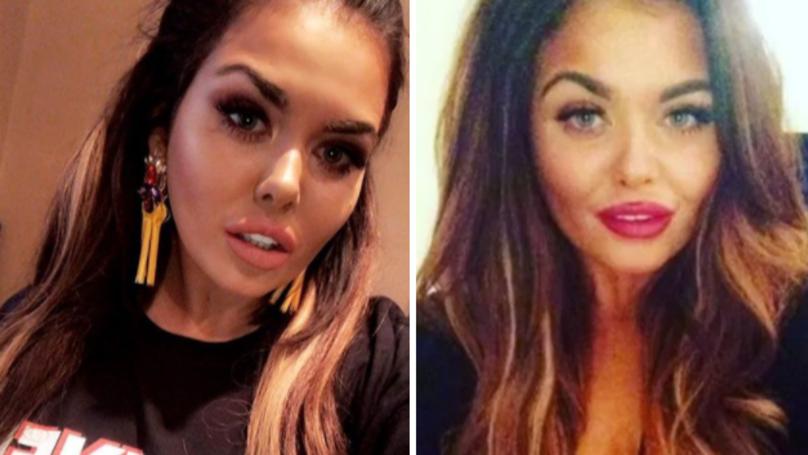 Scarlett Moffatt Debuts Darker Locks With Instagram Selfie