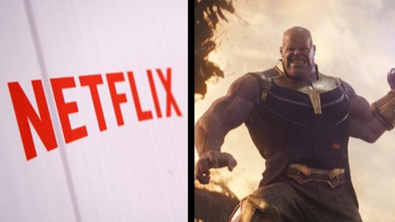 'Avengers: Infinity War' Is Coming To Netflix On Christmas Day