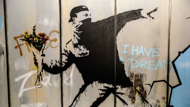 Exhibition Containing Banksy's Best Work Is Coming To Australia