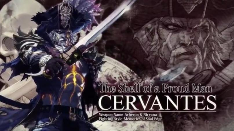 Bandai Namco Removes Soulcalibur 6 Trailer That Seemingly Leaked Cervantes
