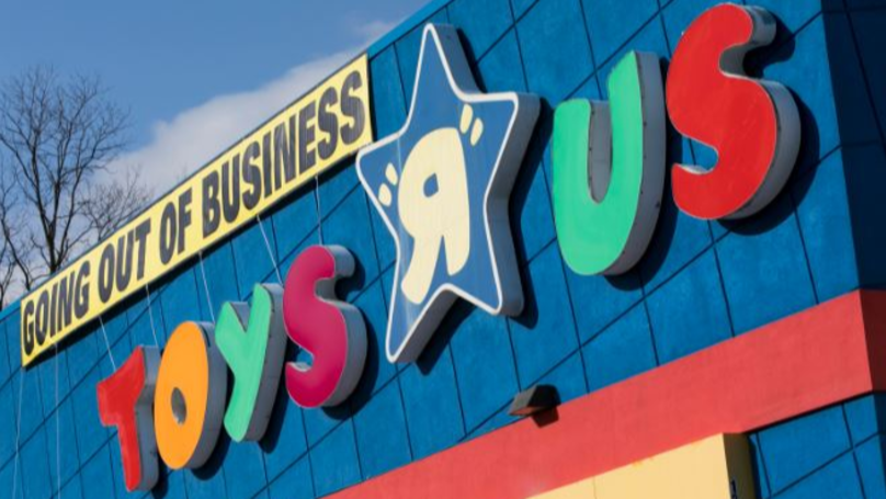 Ravers Arrested For Trying To Tear It Up At Abandoned Toys R Us