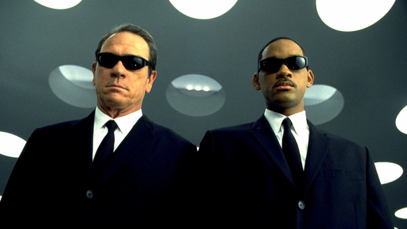 Prepare To Feel Old: The Original 'Men In Black' Turns 21 Today
