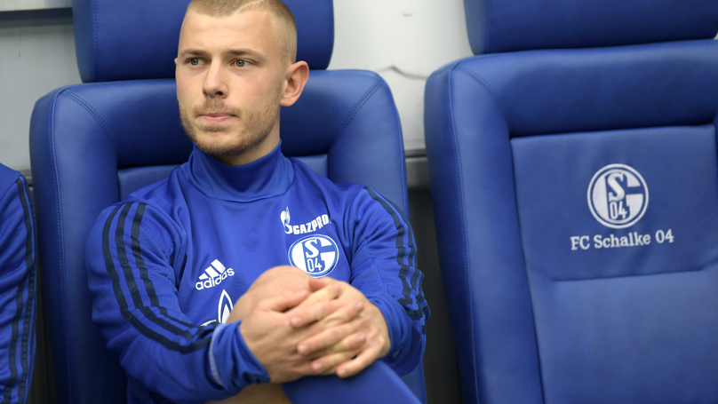 Max Meyer To Leave Schalke On A Free This Summer