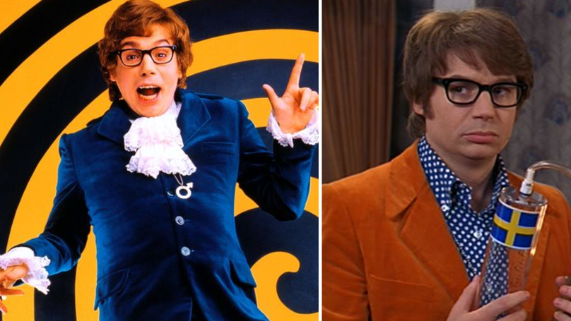 Mike Myers Publicly Floats Idea of Austin Powers 4 - Because His Son Wants Him To Do It