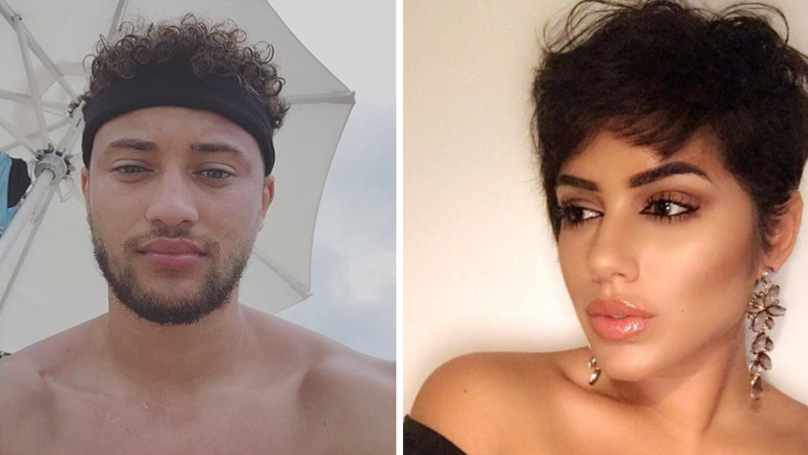 Rak-Su's Myles 'Hooked Up' With Love Island Star Malin Anderson During X Factor