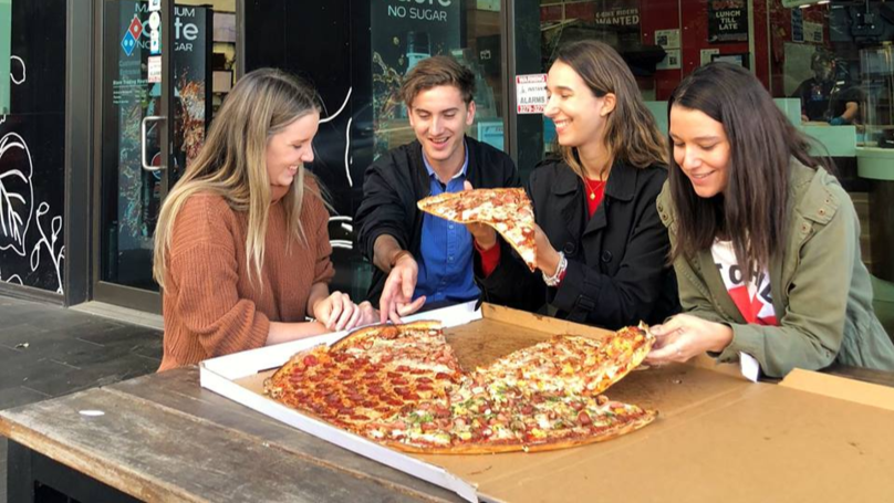 ​Domino's Launches Its Biggest Pizza Ever In Australia
