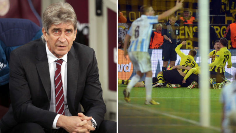 Manuel Pellegrini Reveals Brilliant Six Year Grudge Against Jurgen Klopp