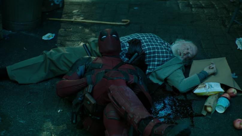 Deadpool Teaser Trailer Scroll Story Explained